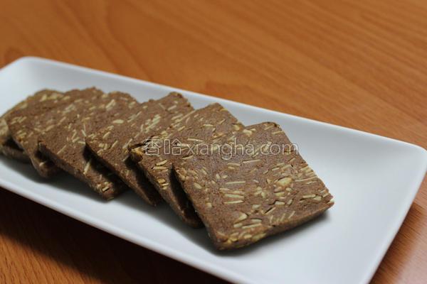 花岗石酥饼的做法