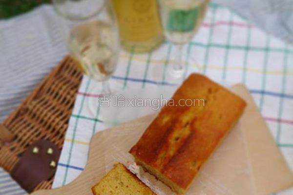 地瓜磅蛋糕的做法