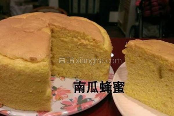 低油低糖戚风蛋糕的做法