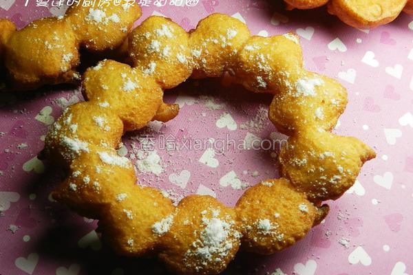 波提甜甜圈的做法