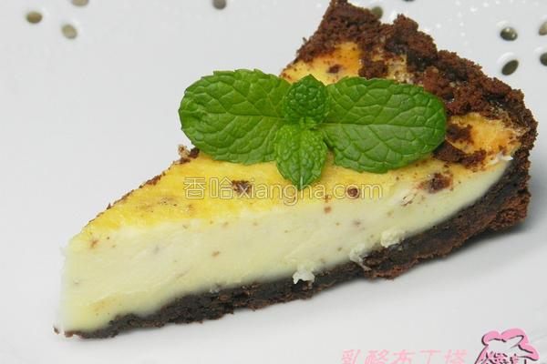 乳酪布丁塔的做法