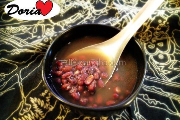 红豆汤的做法