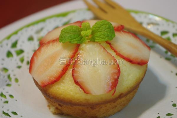 素食蛋糕的做法