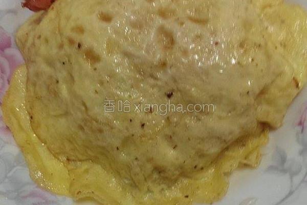 海鲜起司蛋包饭的做法