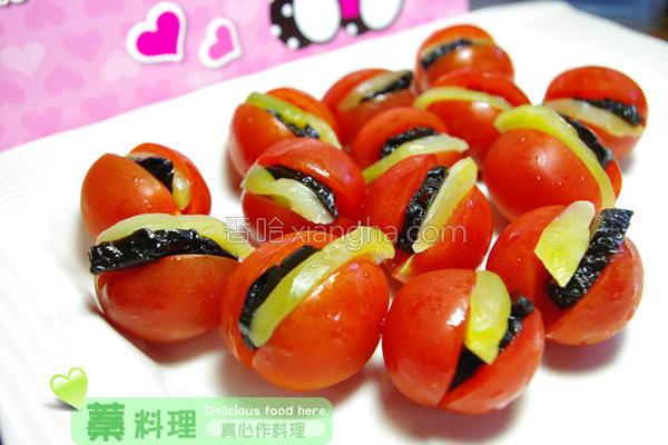 蜜饯小番茄的做法