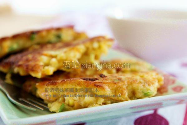 蔬菜起司煎饼的做法