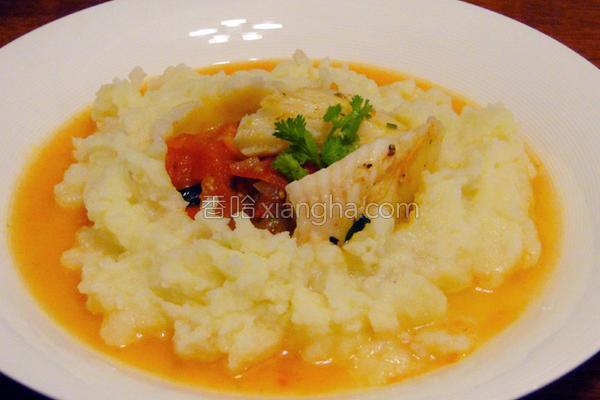 番茄鲜鱼汤的做法