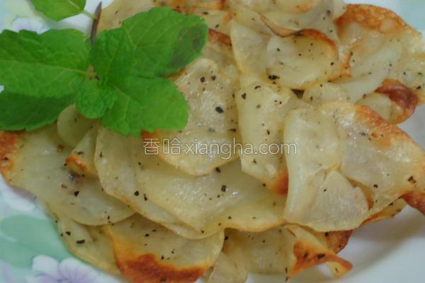 黑胡椒马铃薯的做法