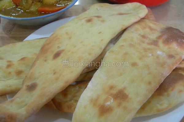 印度烤饼的做法