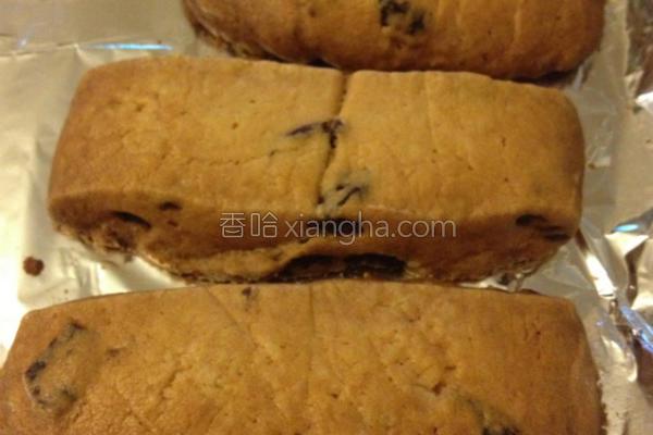 手工蔓越莓饼干的做法