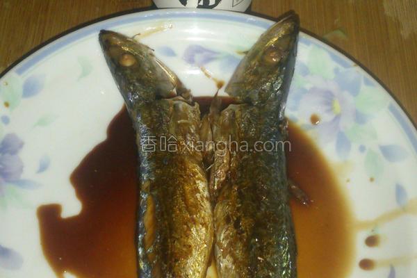 酱油煎鱼的做法