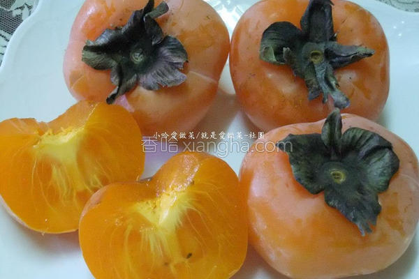 QQ红柿子的做法