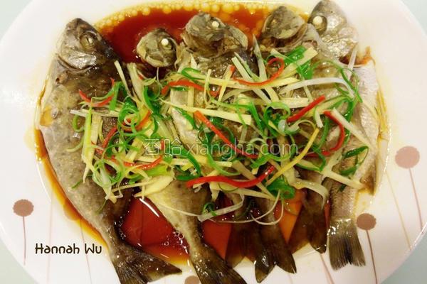 清蒸鲜鱼的做法