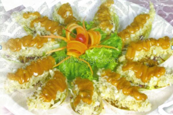 蔬苗脆熘鲷鱼酥的做法