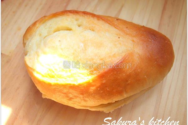 蜂蜜马铃薯面包的做法