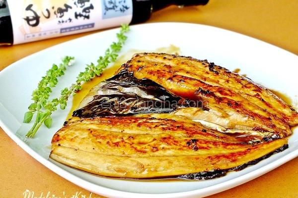 照烧虱目鱼肚的做法