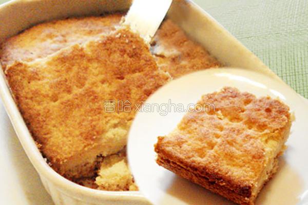 奶油酥饼的做法
