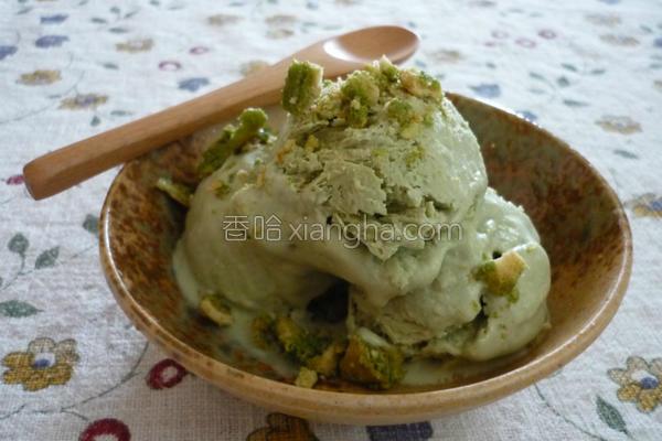 绿茶乳酪雪糕的做法
