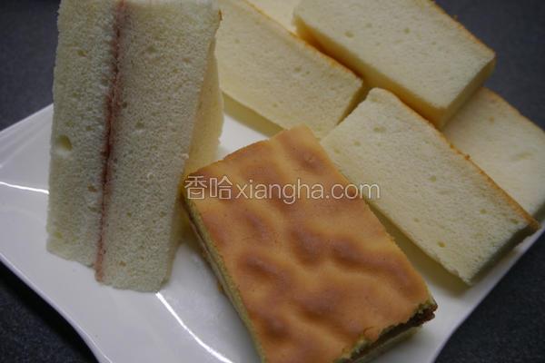 豆浆天使蛋糕