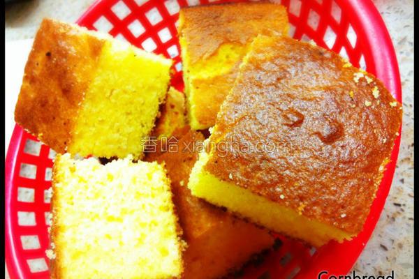 乡村风格玉米面包的做法