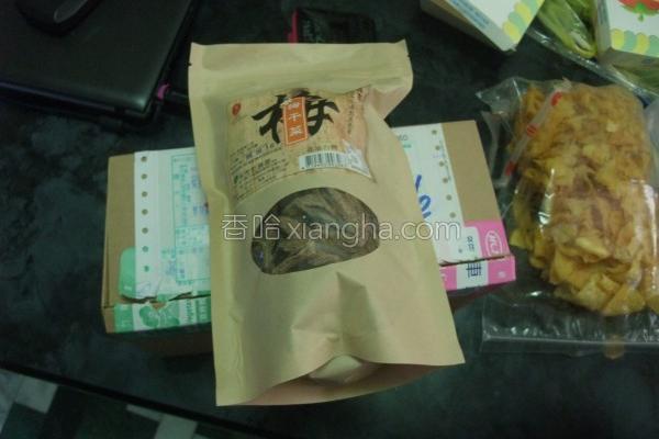 吴秀干农园梅干菜的做法