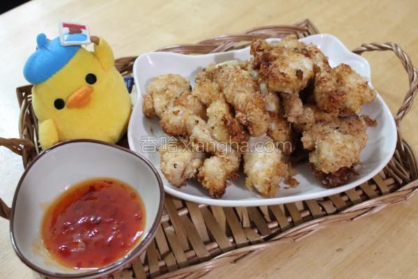 泰式酥脆鸡的做法