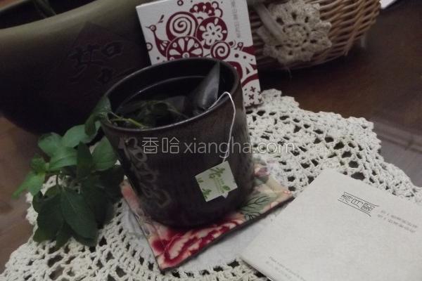 阿里山薄荷红茶的做法