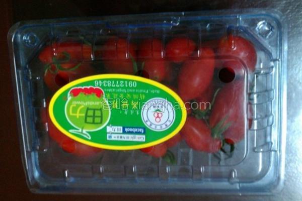 多汁番茄的做法