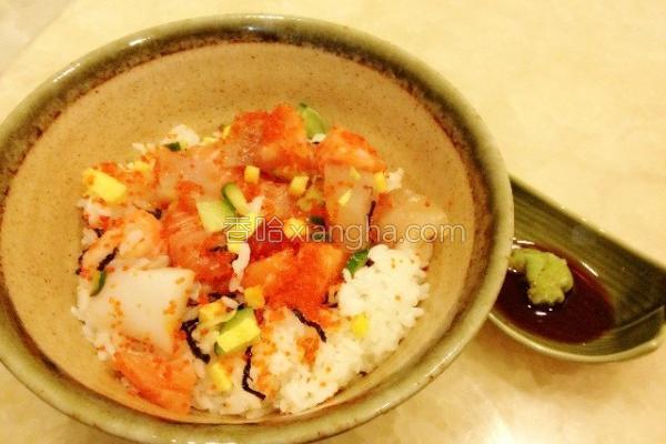 散寿司的做法