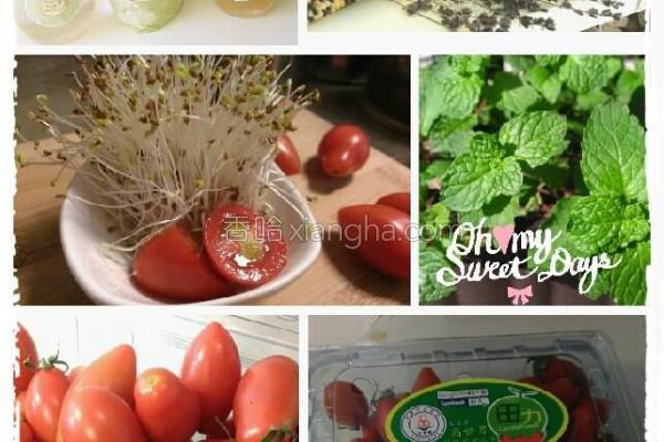 收到番茄的做法