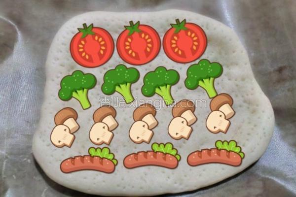 低温发酵披萨皮的做法