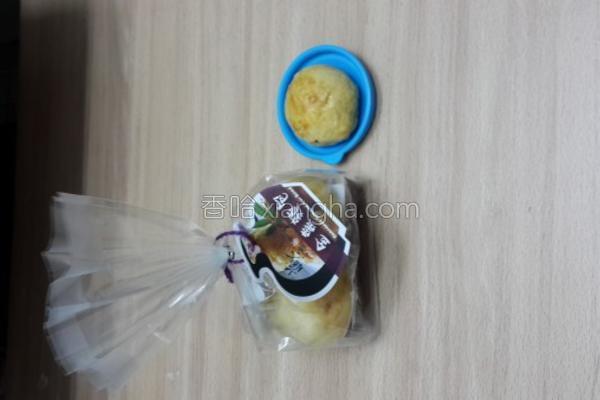 金枣酒粕面包的做法