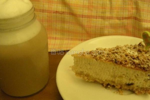 香蕉起司蛋糕的做法