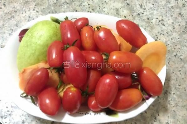 甜蜜小番茄的做法