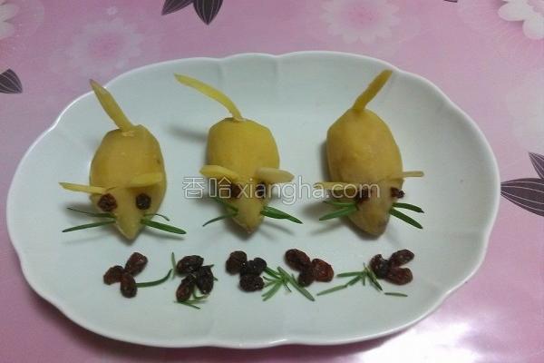 黄金地瓜薯的做法
