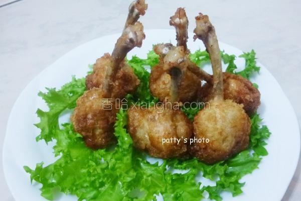 海鲜肉类棒棒鸡翅的做法