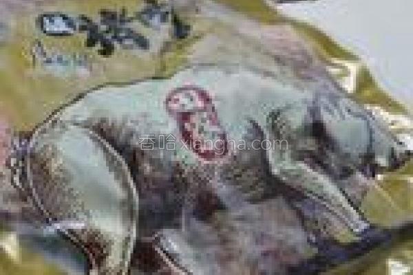 田寮月之乡咸猪肉的做法