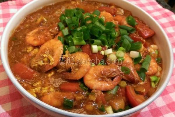 新加坡辣椒虾的做法