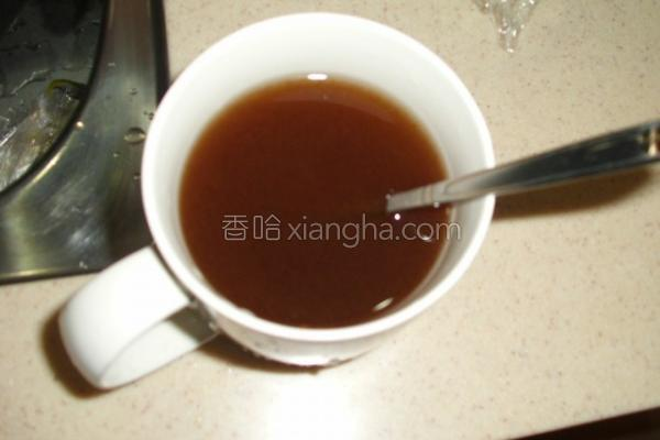 梅子蜂蜜茶试饮的做法
