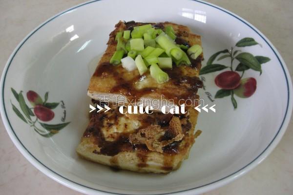 梅浆豆腐的做法