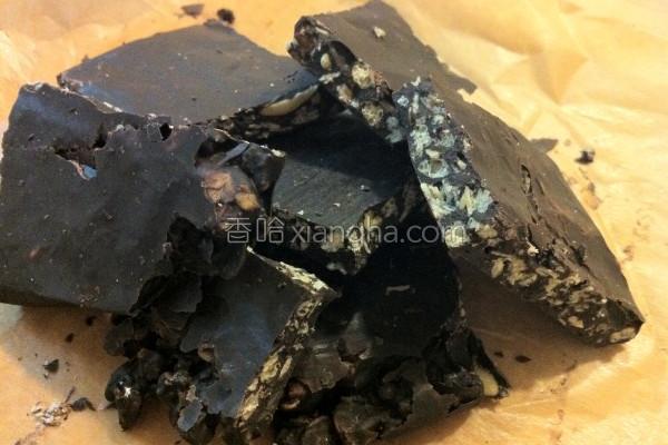 自制雷神巧克力的做法