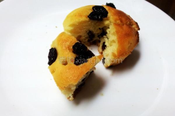 柠檬小松饼的做法