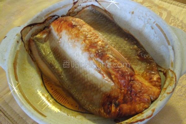 蒲烧无刺虱目鱼的做法