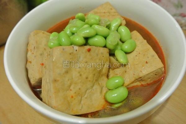 麻辣臭豆腐的做法