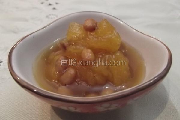 荫凤梨豆酱的做法