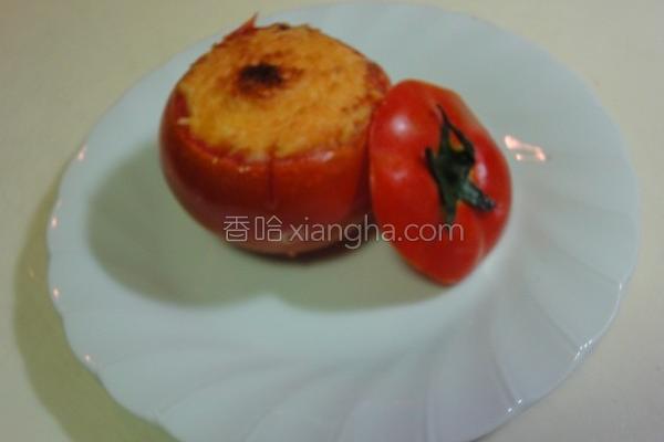 番茄海鲜盅的做法