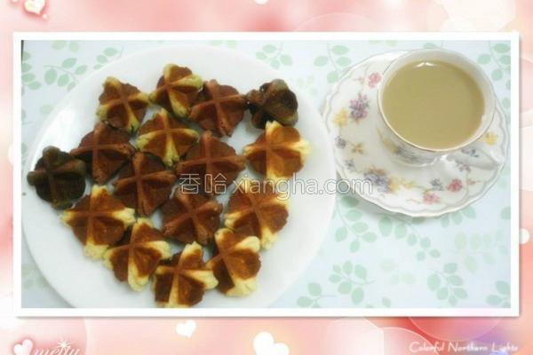 面粉一口松饼的做法