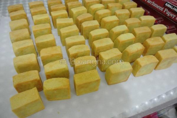面粉土凤梨酥的做法