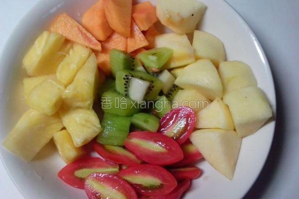 天天五蔬果的做法