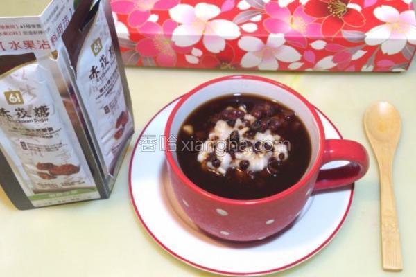 燕麦红豆汤的做法